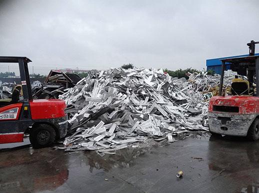 废旧设备回收案例展示