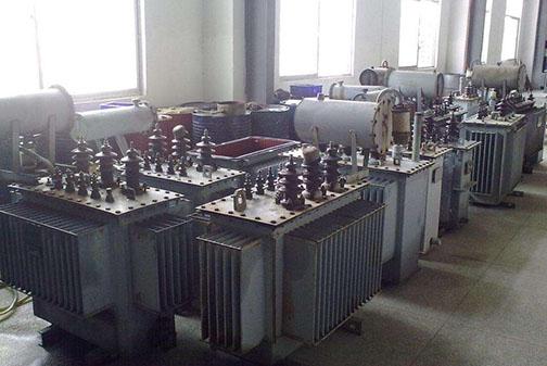 宜昌废旧设备回收-变压机