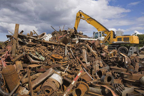 废旧金属回收设备